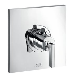 AXOR Citterio 13 gpm Thermostatic Trim with Single Lever Handle AX39711