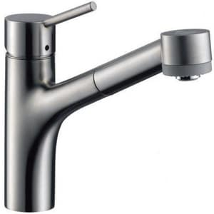 Hansgrohe Talis® 1.5 gpm 1-Hole Low Flow Kitchen Faucet H06462
