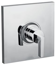 AXOR Citterio Pressure Balancing Trim with Single Lever Handle AX39414