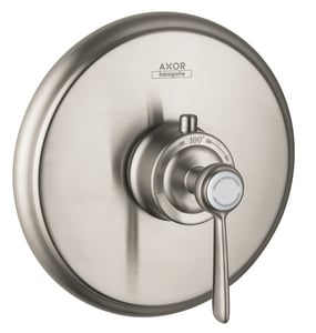 Axor Montreux Thermostatic Trim with Lever Handle AX16824821