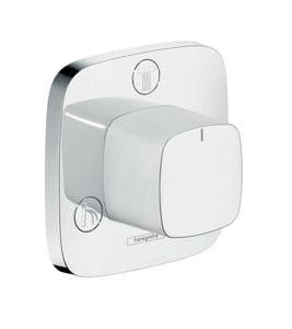 Hansgrohe PuraVida™ Tub and Shower Diverter Valve with Single Knob Handle H15937