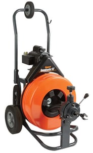 General Pipe Cleaners SpeedRooter™ 100 ft. Compact Speedrooter Electric Machine GPS92A