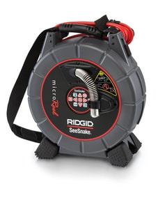Ridgid SeeSnake™ 100 ft. Microreel Inspection Camera System R35133