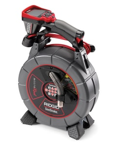 Ridgid SeeSnake™ 13-1/4 in. Microreel Version R35188