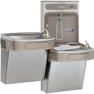Elkay EzH2O® Water Cooler Kit in Stainless Steel ELZSTL8WSSK