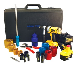 Aqua Tap Tiger Hot IPT Tap on Pipe Kit AATPROT