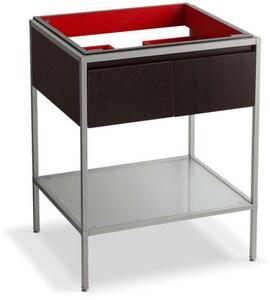 Kohler Persuade® Floor Standing Petite Vanity in Mantle K2527-F65