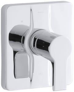 Kohler Singulier™ Valve Trim with Single Lever Handle KT10448-4-CP