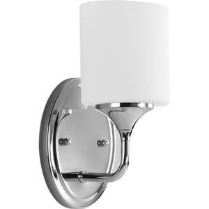 Progress Lighting Lynzie 100W 1-Light Bath Fixture PP2801