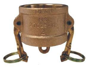 Dixon Valve & Coupling Grooved Brass Dust Cap DDCBR