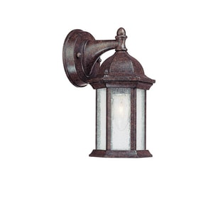 Capital Lighting Fixture Main Street 75 W 1-Light Medium Lantern C9831