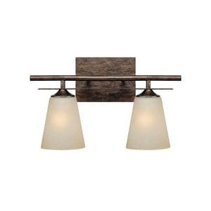 Capital Lighting Fixture Soho 100W 2-Light Vanity Fixture C1737131