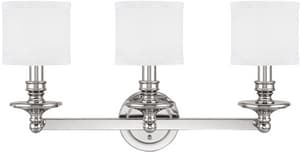 Capital Lighting Fixture Midtown 7-1/2 in. 60 W 3-Light Medium Candelabra Bracket C1238451