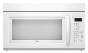 Whirlpool 29-15/16 in. 1.6 cf Over The Range Microwave Oven WWMH1163XV