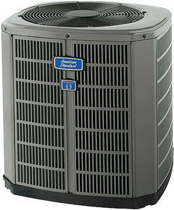 American Standard HVAC 4A7A3 Series 5 Ton 13 SEER 1/5 hp Single-Stage R-410A Split-System Air Conditioner A4A7A3060D1000A