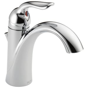 Delta Faucet Lahara® Single Lever Handle Lavatory Faucet D538MPUDST