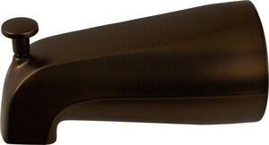 Monogram Brass® Tub Diverter Spout 1/2 Female Iron Pipe Pvd MB563