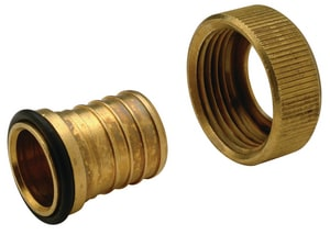 Qest Swivel x Barbed Brass Adapter QQQSFCGX