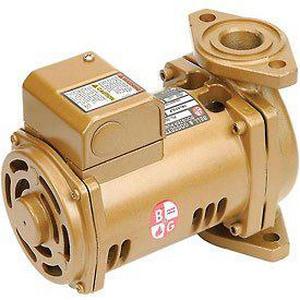 Bell & Gossett 115V PL30B Series Circulator Pump B1BL013LF