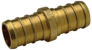 Qest Barbed Brass Coupling QQQC32GX