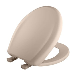 Bemis Whisper-Close® 16-3/4 in. Round Toilet Seat B200SLOWT643