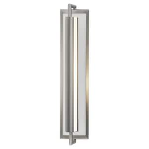 Murray Feiss Industries Mila 40 W 2-Light Medium Wall Sconce MWB1452BS