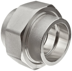 Socket 150# 316L Stainless Steel Union IS6CSU