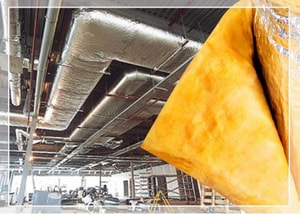 Quietflex Manufacturing 50 ft. RL 48 Wide Duct Wrap QDWR83048050
