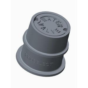 PROSELECT® Cast Iron Short Valve Box with Lid PSVB165