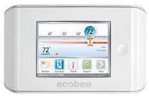 Ecobee Smart Thermostat EEBSTAT02