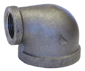 150# Galvanized Malleable Iron 90 Degree Elbow G9