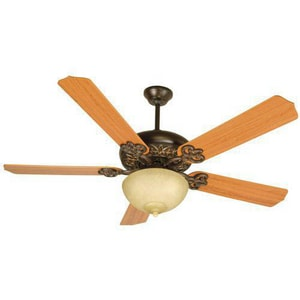 Craftmade International Contractor's Design 5-Blade Ceiling Fan Motor CCCU52