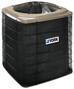 York International TCGD Series 3 Ton 13 SEER 1/4 hp R-410A Split-System Air Conditioner TCGD36S41S3