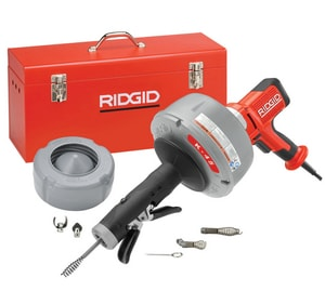Ridgid 25 ft. Drain Gun With Auto FeedK45AF-5 RID36003