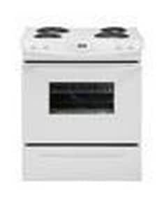 Frigidaire 30 in. Electric Slide-In Porcelain Range FFFES3005L