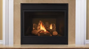 Monessen Hearth Systems 37-1/16 in. Rear Vent Direct Vent Fireplace LP MCDVR36PSC7