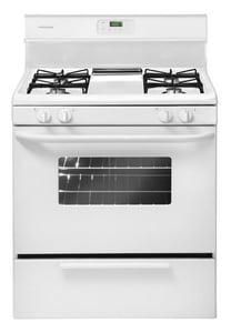 Frigidaire 4.2 cf Natural Gas Manual Clean Free Standing Range FFFGF3011L