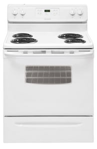 Frigidaire 30 in. 5.3 cf Electric Self Cleaning Free Standing Range FFFEF3015L