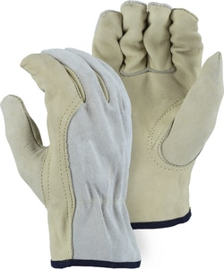 Majestic Glove Split Leather Drive Glove M1532BT01