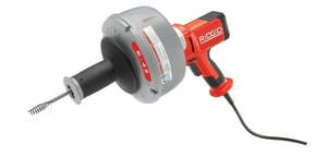 Ridgid Tools 120V Drain Cleaner With 25 Ft Cable 3/4 in. To 2-1/2 In. R35473