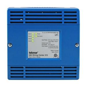 Tekmar Control Systems TN2 Wire Control 4 Zone Valve TEK313