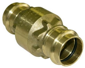 FNW Brass Press Check Valve FNWX431