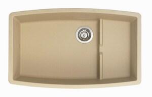 Blanco Usa Sinks : Blanco America Performa Cascade? Undercounter Super Single Bowl Sink ...