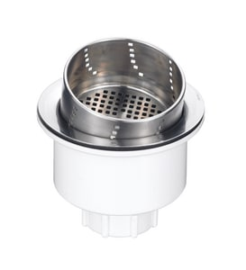 Blanco America 3-in-1 Basket Strainer Stainless Steel B441231