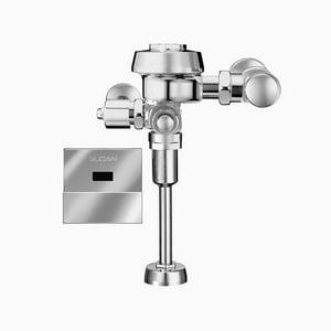 Sloan Valve Optima® Sensor Operated Urinal Flush Valve S3452640