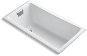 Kohler Tea-For-Two® 5 ft. Bubble Massage Bath K852-G0