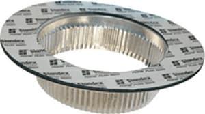 D & L Airflow Solutions 30 ga Adhesive Takeoff Collar Damper SHMATD30