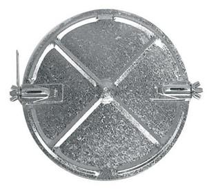 D & L Airflow Solutions 26 ga Damper Diskquad SHMDD26