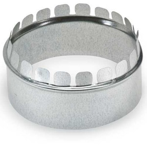 D & L Airflow Solutions 7-1/2 in. End Flexible Insulated Collar SHMAFI42