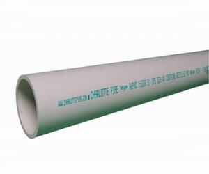 Charlotte Pipe & Foundry 20 ft. Schedule 40 Plastic Pressure Pipe P40PRC20